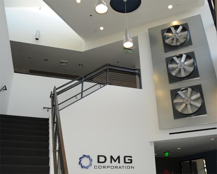 DMG office Orange, CA